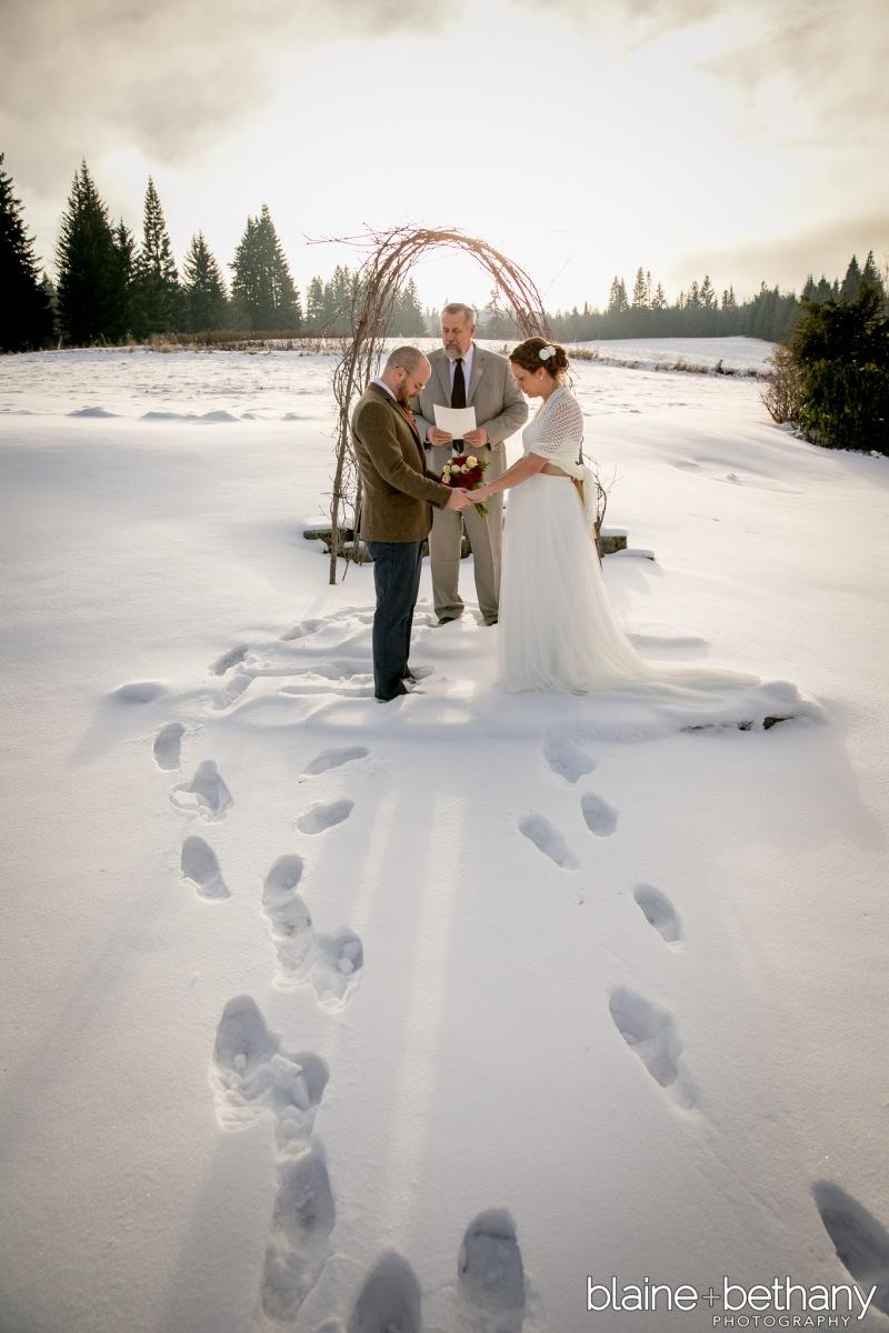 Ceremonies Hosted By Mt Hood Wedding